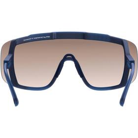 POC Devour Sunglasses lead blue/brown silver mirror